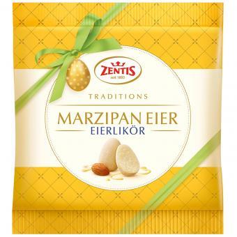 Zentis Marzipan-Eier Eierlikör 125g