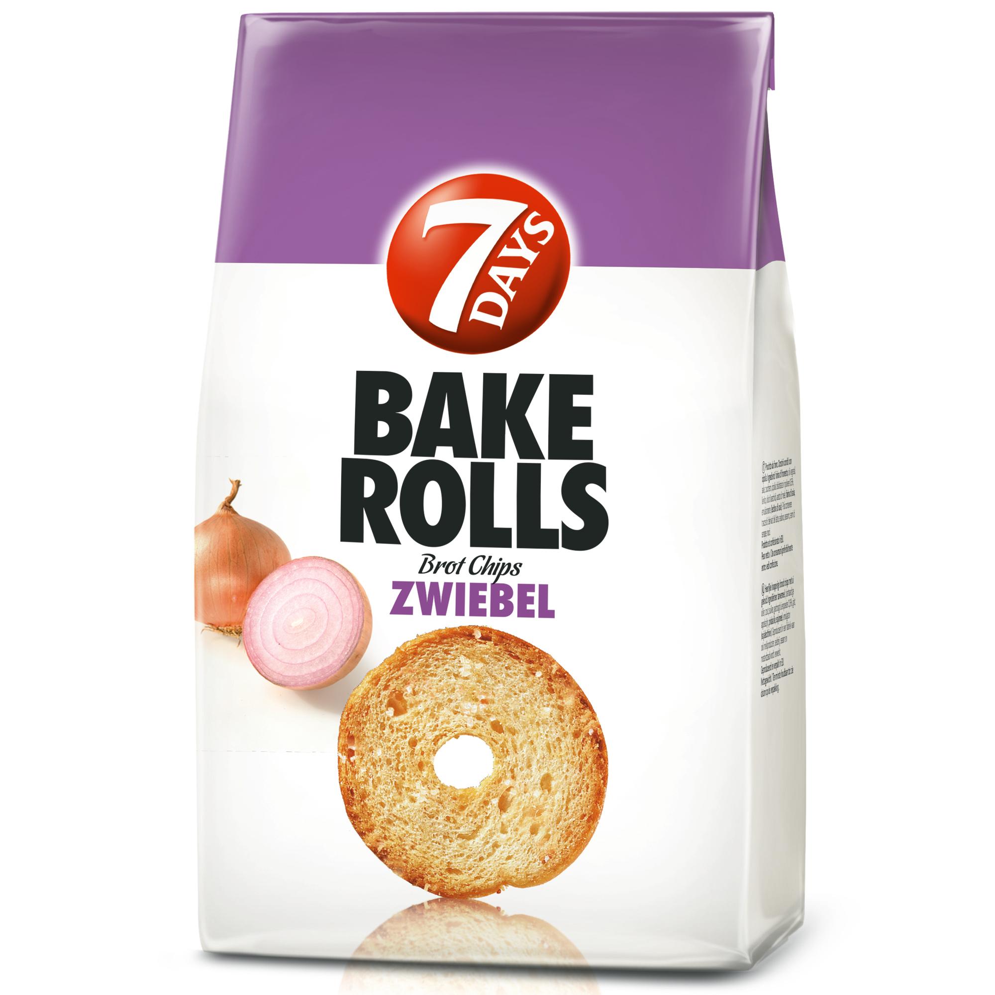 7days Bake Rolls