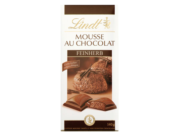 lindt mousse au chocolat feinherb online kaufen im world of sweets shop. Black Bedroom Furniture Sets. Home Design Ideas