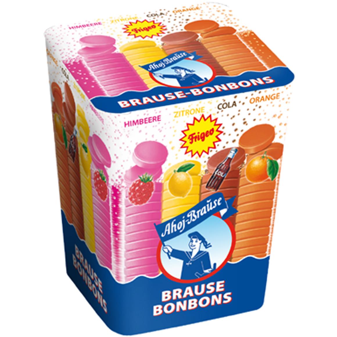 ahoj brause brause bonbons 125g online kaufen im world of sweets shop. Black Bedroom Furniture Sets. Home Design Ideas
