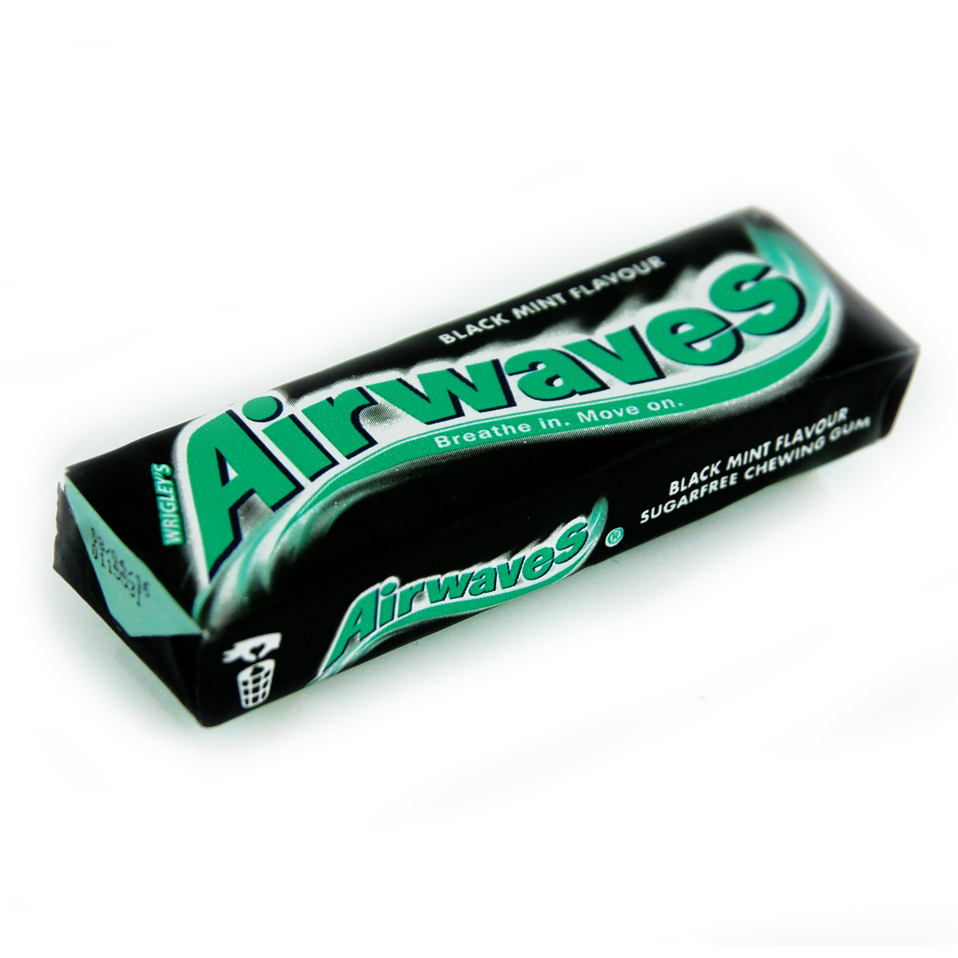 Airwaves Black Mint 10er Online Kaufen Im World Of Sweets Shop