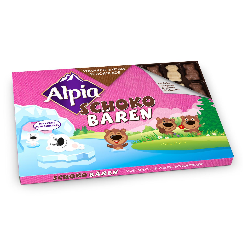 Alpia Schoko Bären 100g Online Kaufen Im World Of Sweets Shop
