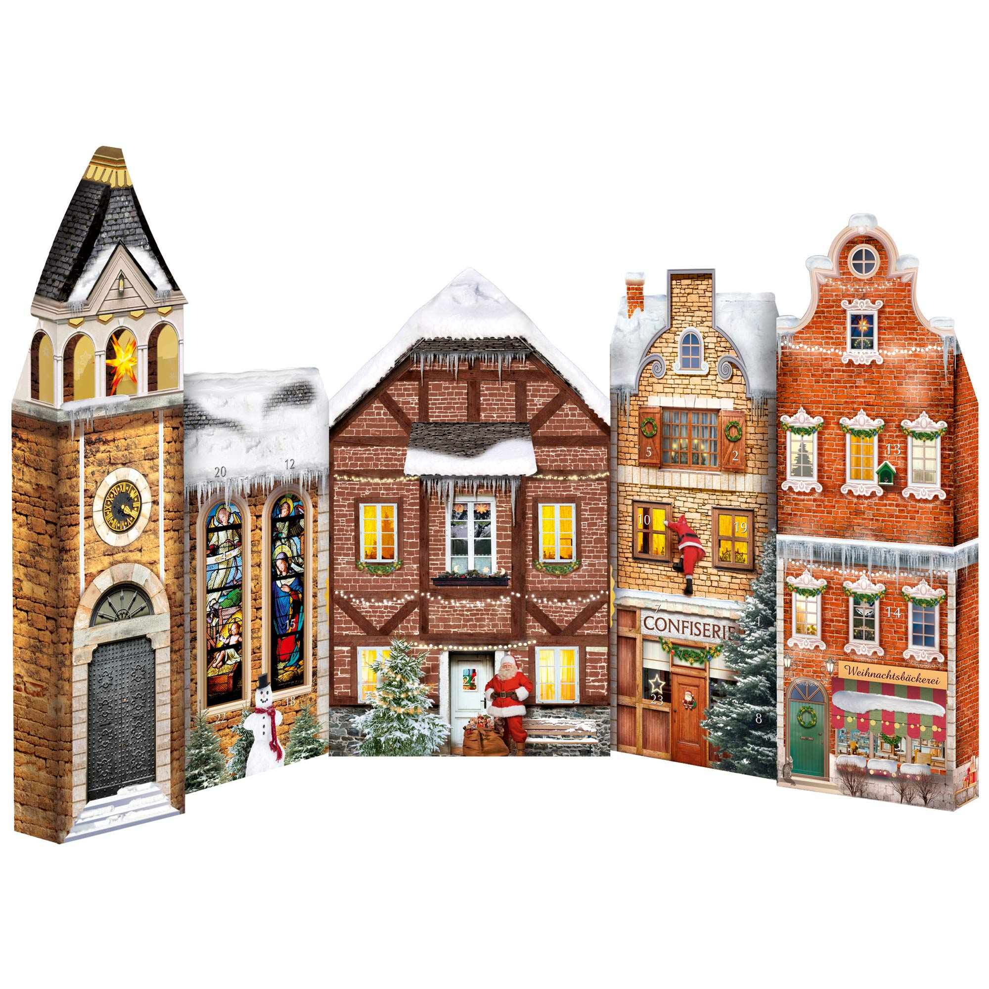 argenta frohes fest adventskalender online kaufen im world of sweets shop. Black Bedroom Furniture Sets. Home Design Ideas