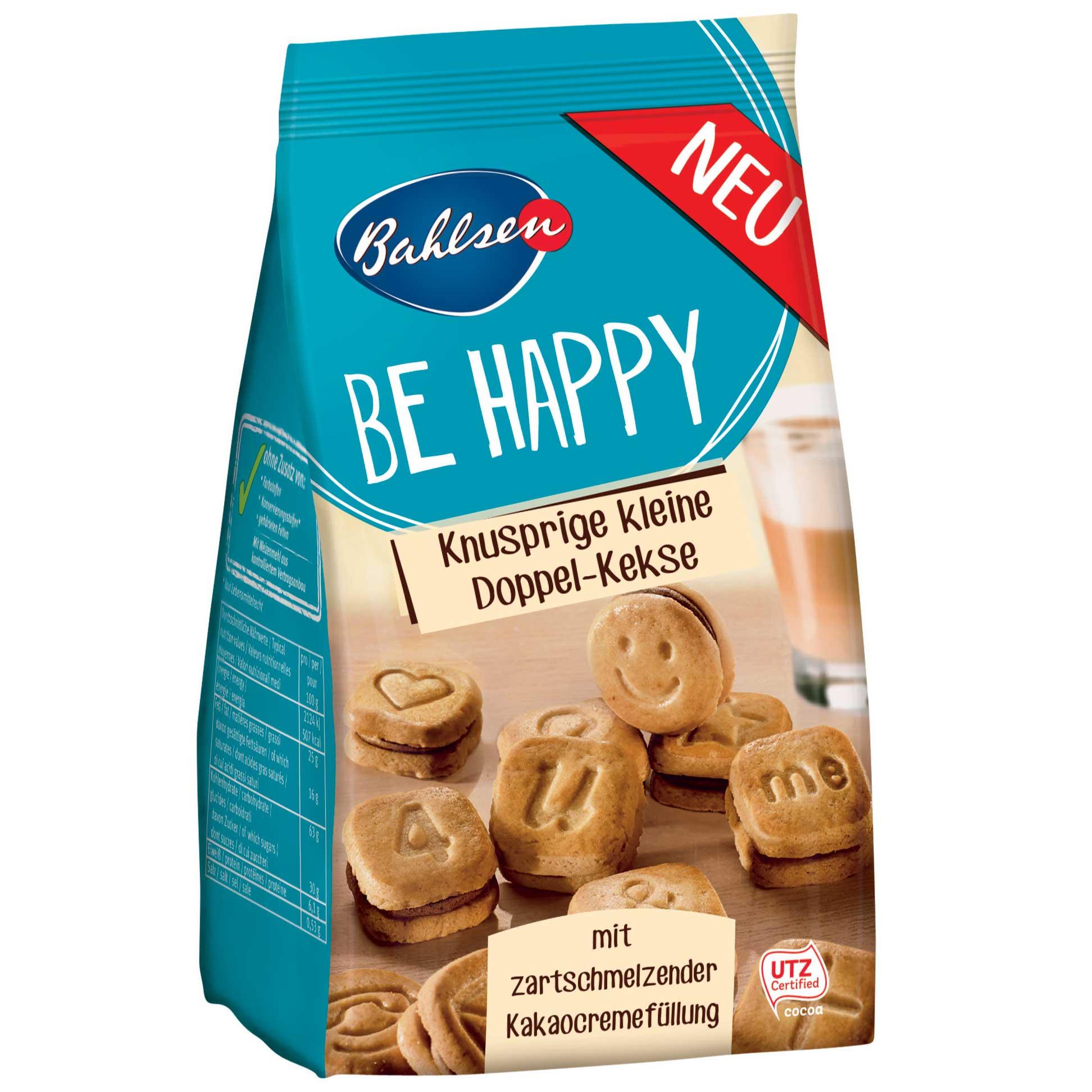 bahlsen be happy mini kekse online kaufen im world of sweets shop. Black Bedroom Furniture Sets. Home Design Ideas
