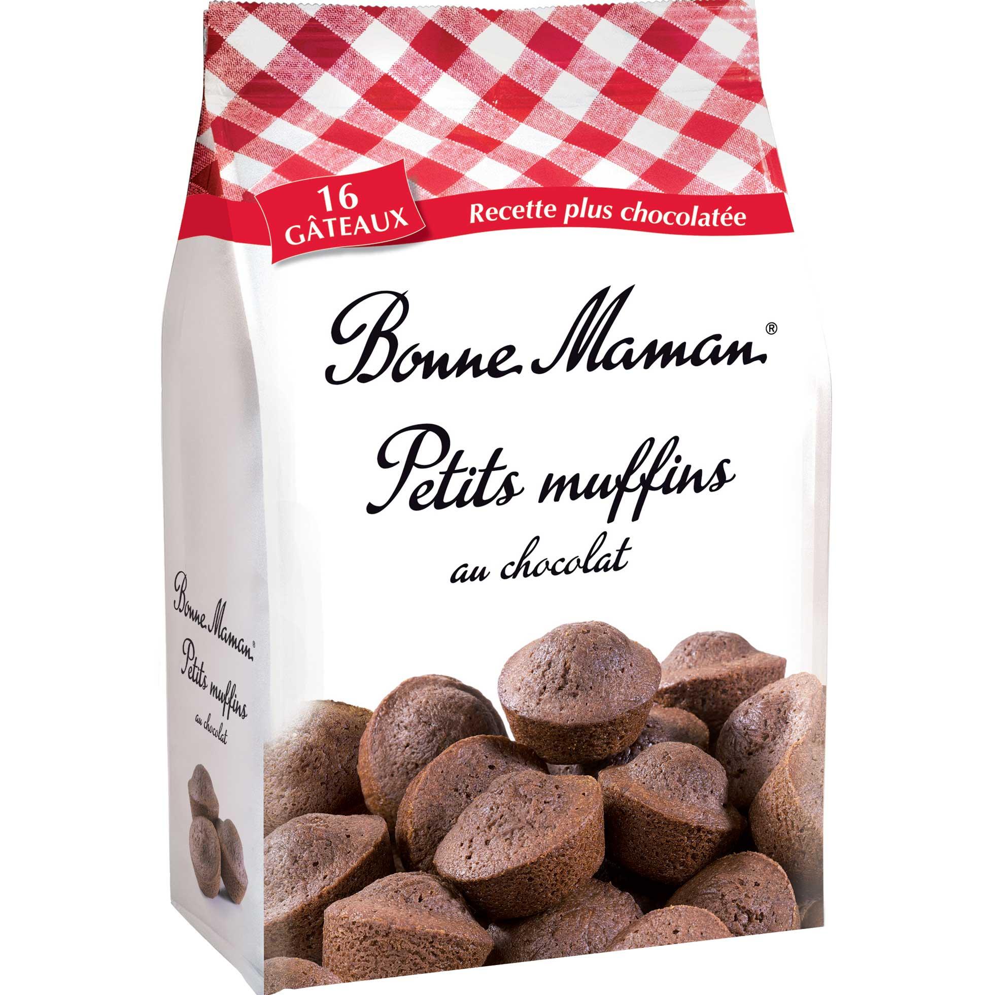 Bonne Maman Petits Muffins Au Chocolat Online Kaufen Im World Of