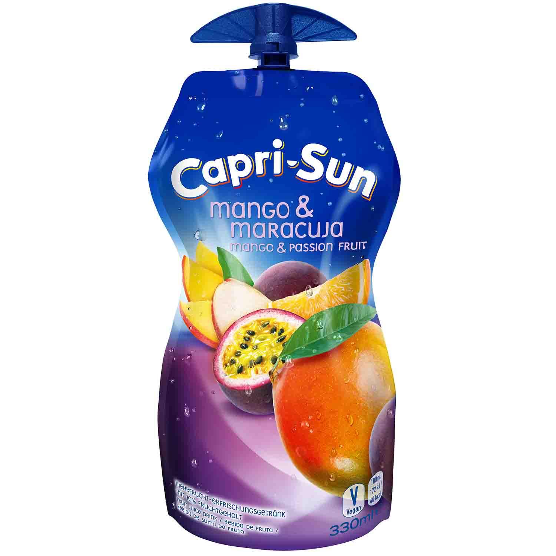 Capri Sun Mango & Maracuja 20ml