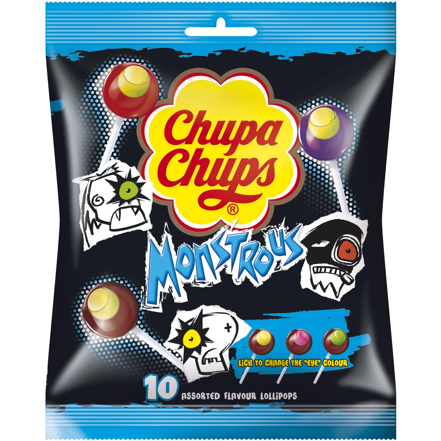 Chupa chups monstrous 10er online kaufen im world of sweets shop - Housse de couette chupa chups ...