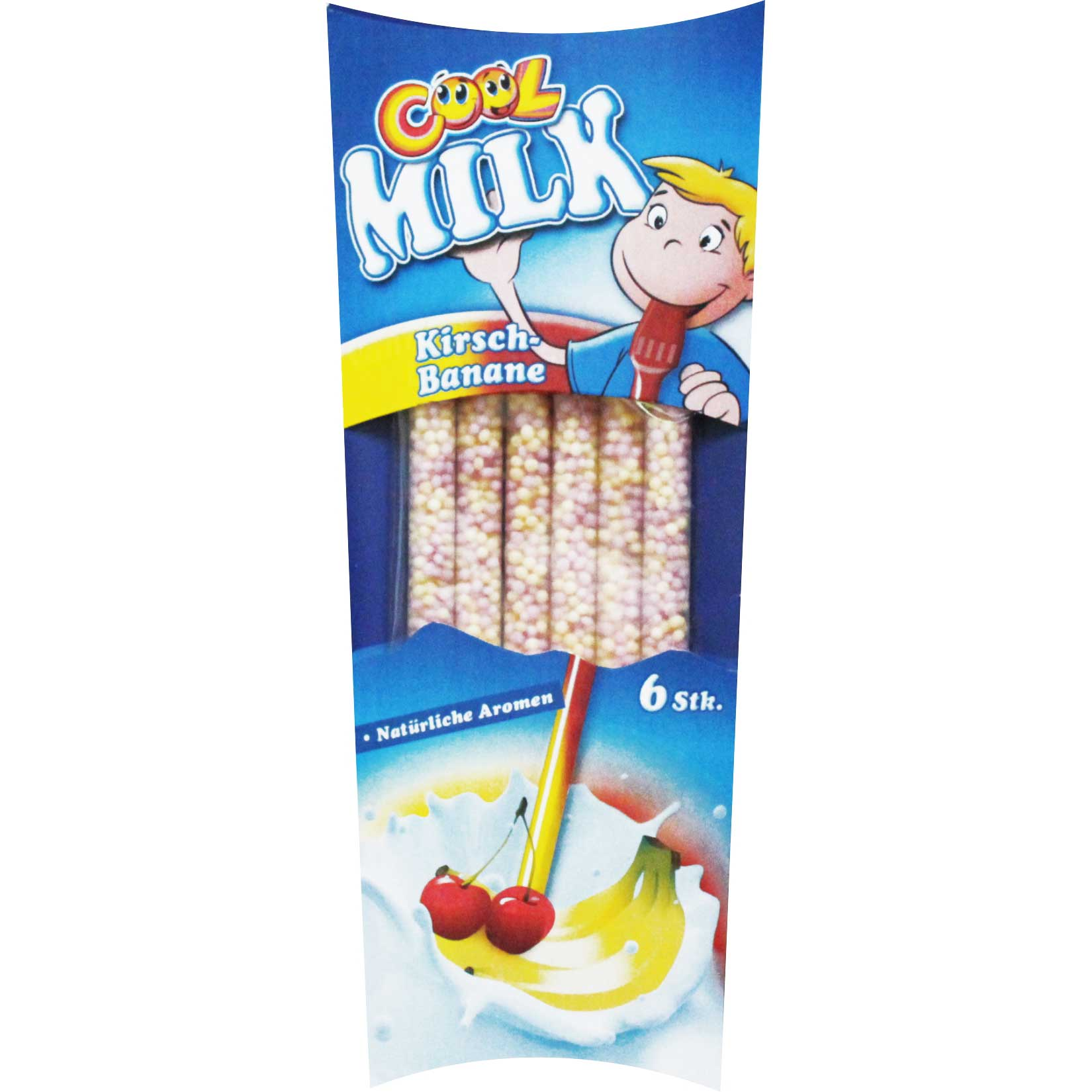Cool Milk Kirsch Banane