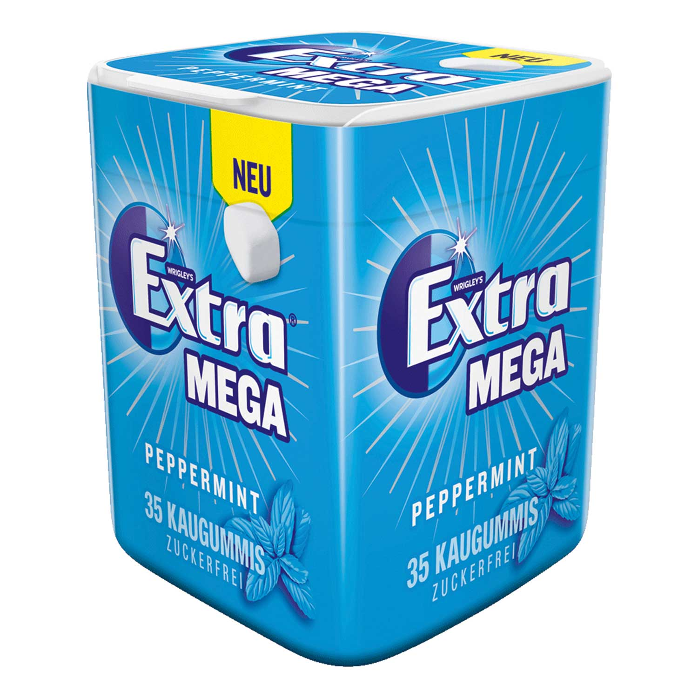 Extra Mega Peppermint 35er Online Kaufen Im World Of Sweets Shop