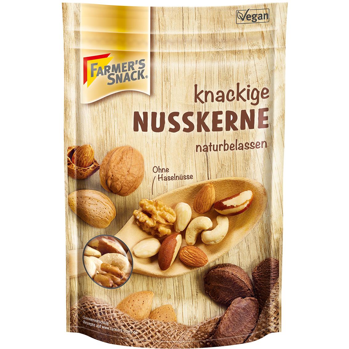 Farmer\'s Snack Knackige Nusskerne naturbelassen | Online kaufen im ...