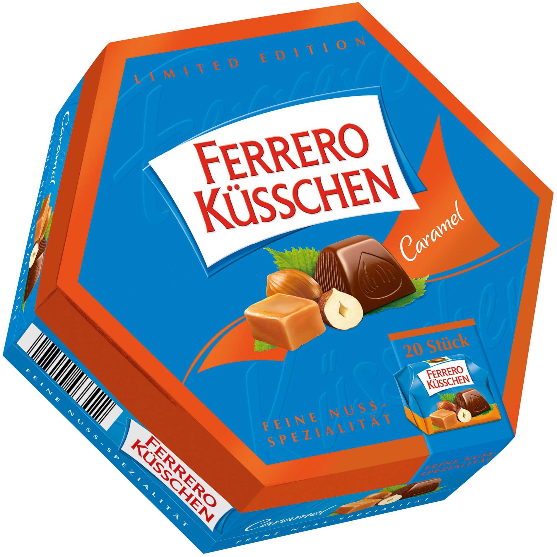 Ferrero >- Kuesschen