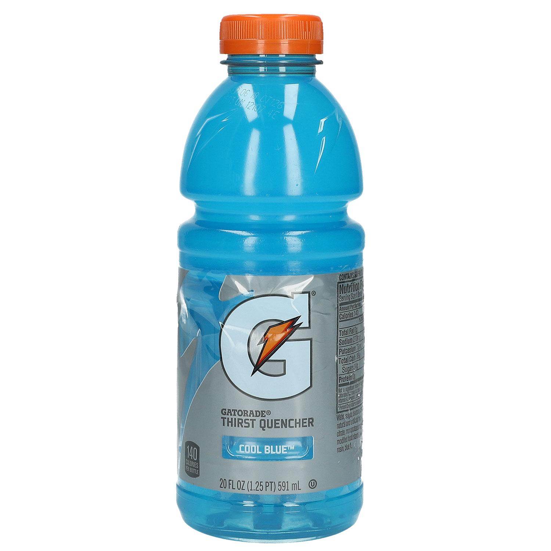 Gatorade Cool Blue Usa 591ml Online Kaufen Im World Of Sweets Shop