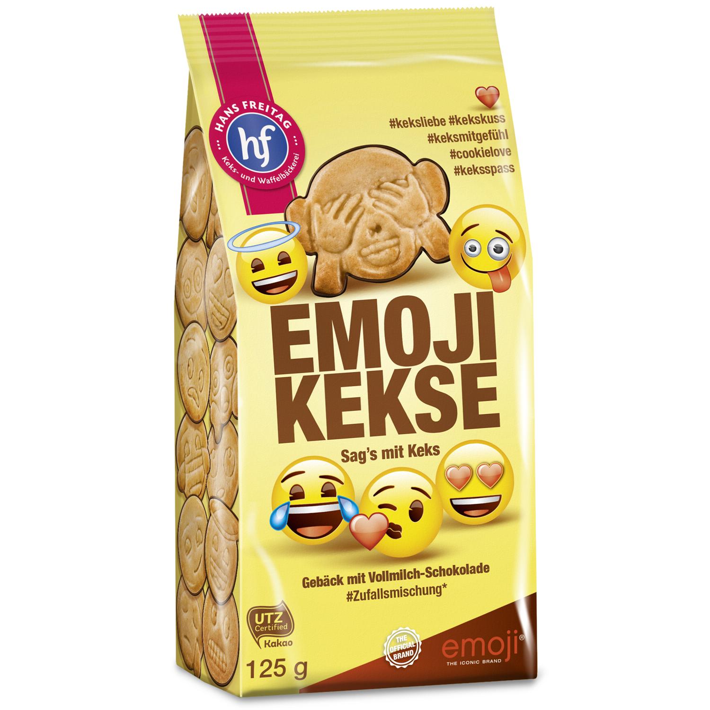 hans freitag emoji kekse online kaufen im world of sweets shop. Black Bedroom Furniture Sets. Home Design Ideas