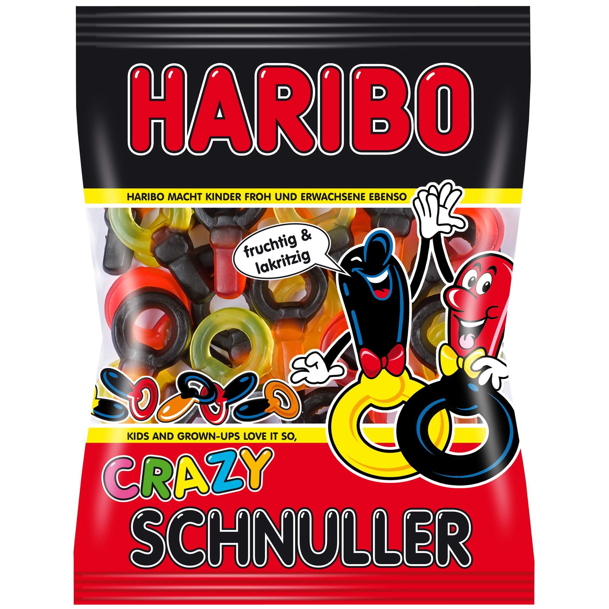 Haribo Schnuller