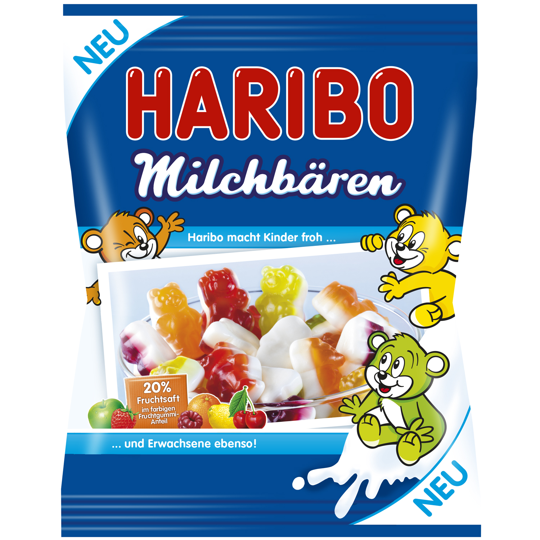 Haribo Milchbärchen