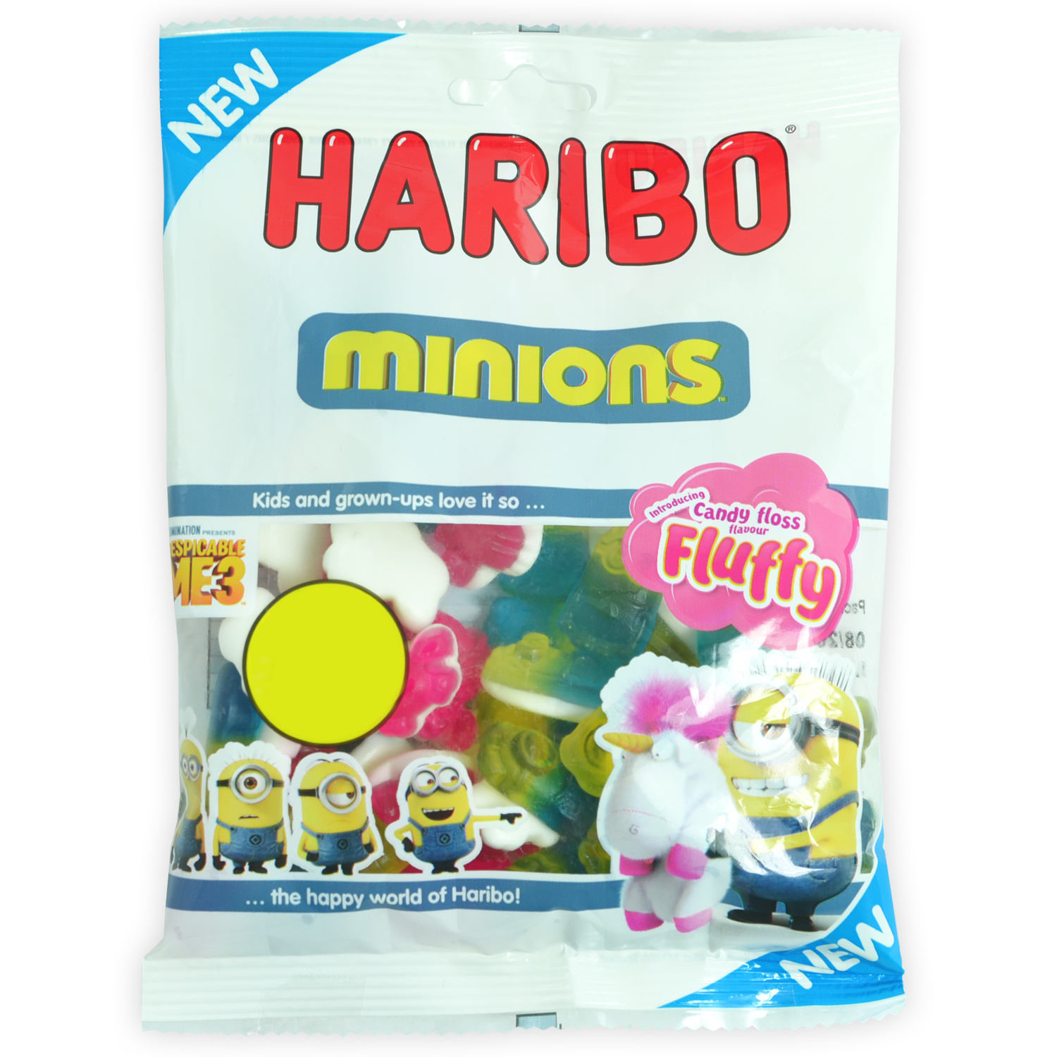 Haribo Minions 160g | Online kaufen im World of Sweets Shop