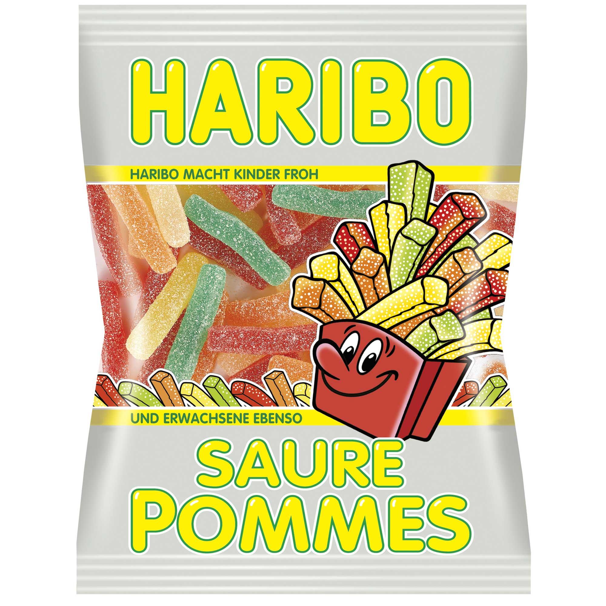 Haribo Pommes