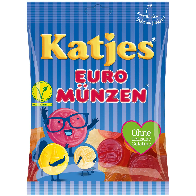 Katjes Euro Münzen 200g Online Kaufen Im World Of Sweets Shop