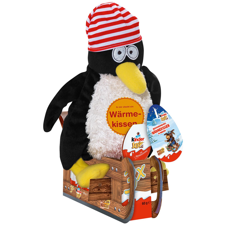 kinder joy pistenheizer w rmekissen pl schtier pinguin. Black Bedroom Furniture Sets. Home Design Ideas