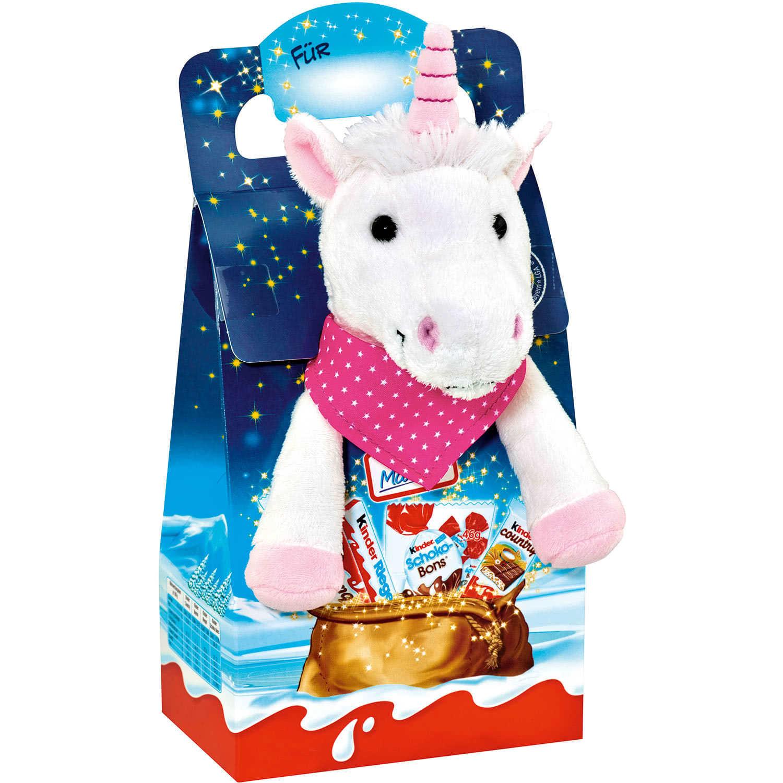 Kinder maxi mix pl schtier emma einhorn online kaufen im world of sweets shop - Einhorn geschenkverpackung ...