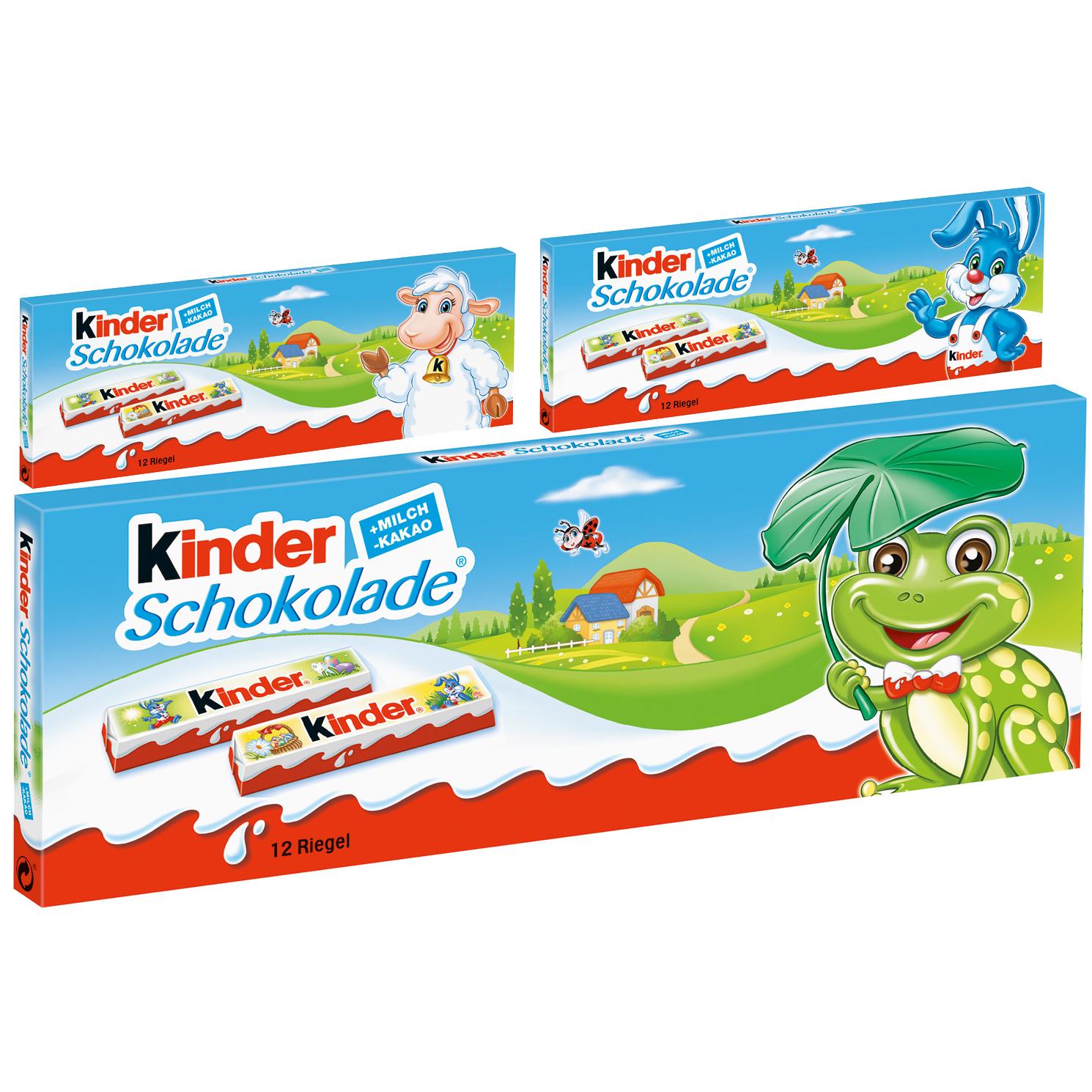 Kinder schokolade ostern 150g