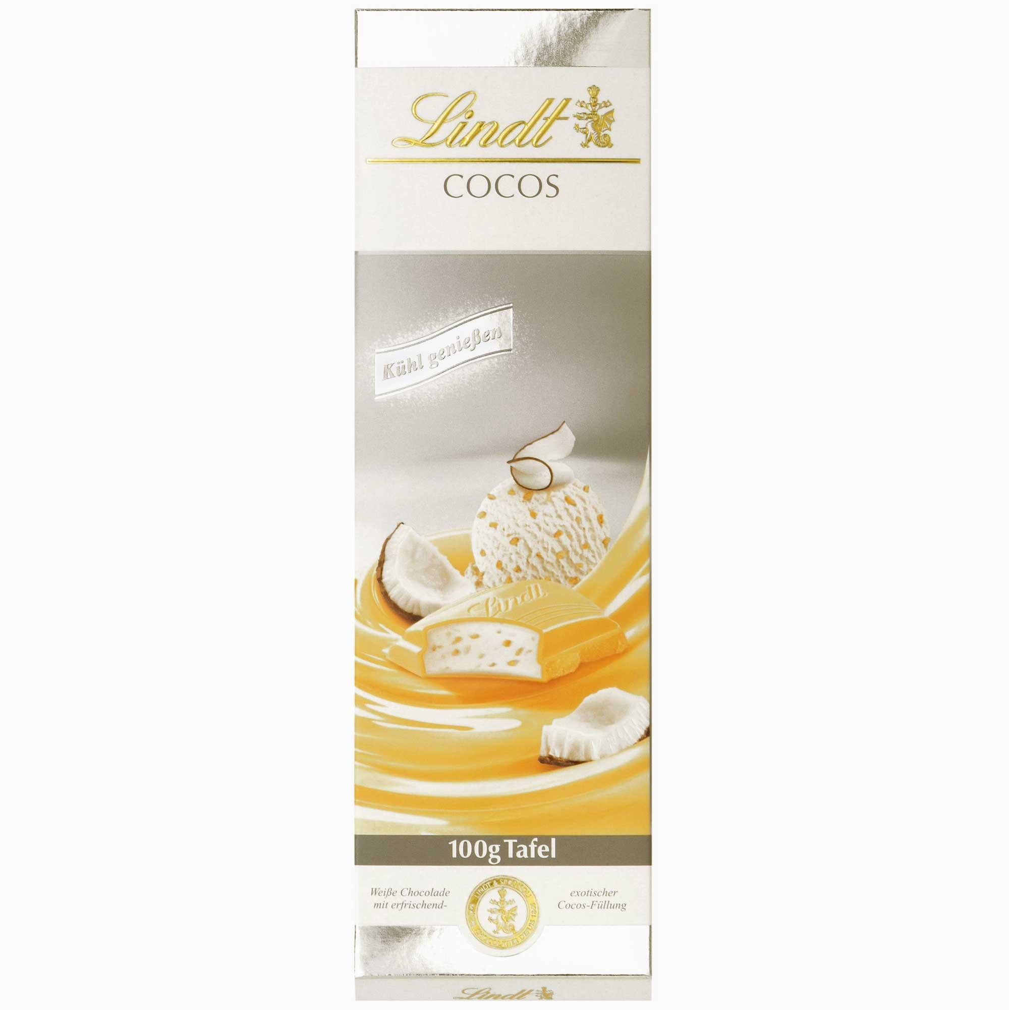 lindt cocos online kaufen im world of sweets shop. Black Bedroom Furniture Sets. Home Design Ideas