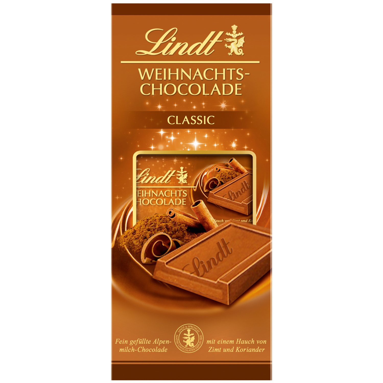 lindt weihnachts chocolade classic mini t felchen online. Black Bedroom Furniture Sets. Home Design Ideas