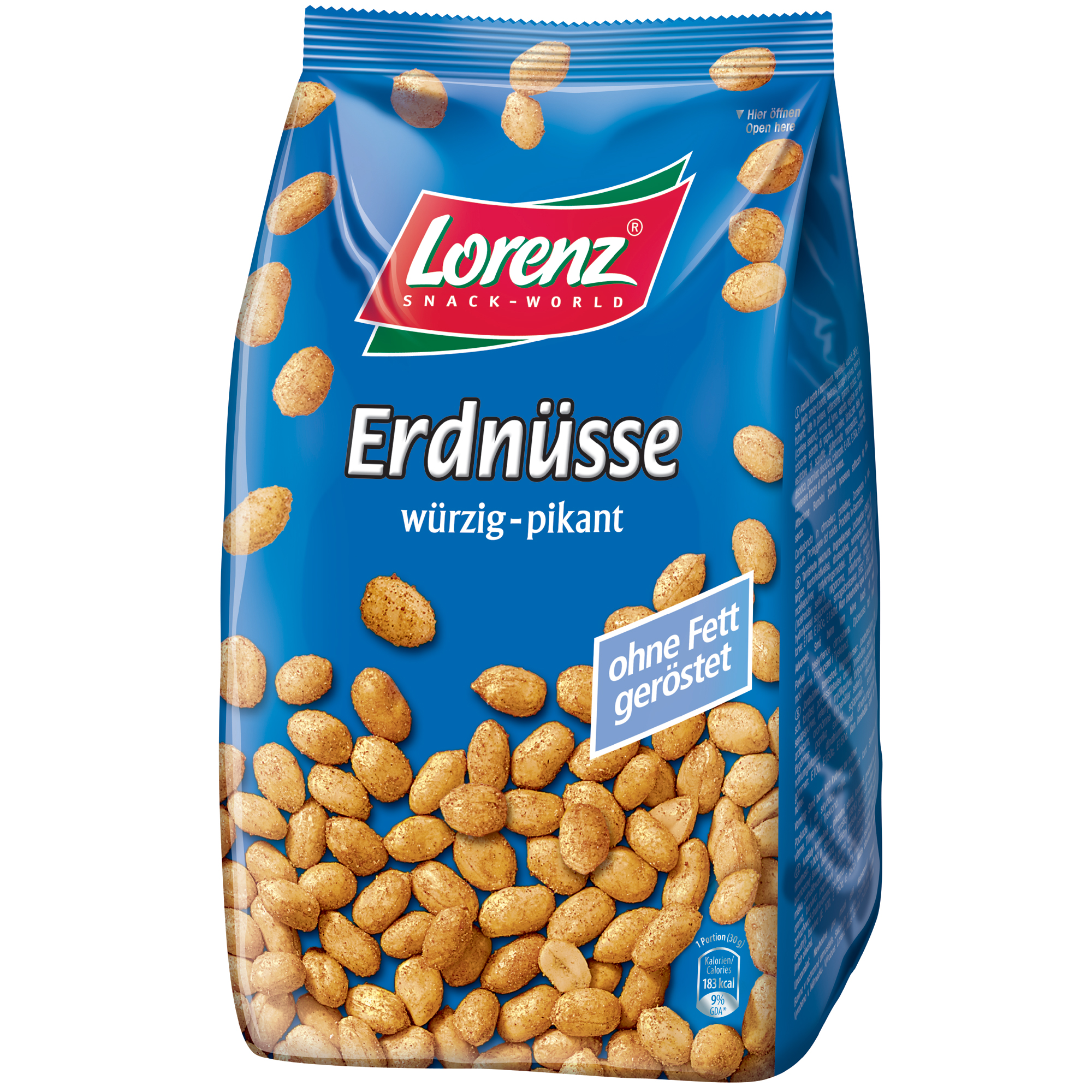 Lorenz Erdnüsse