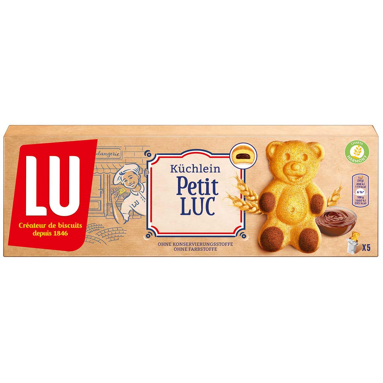 LU Küchlein Petit LUC Chocolat 20er