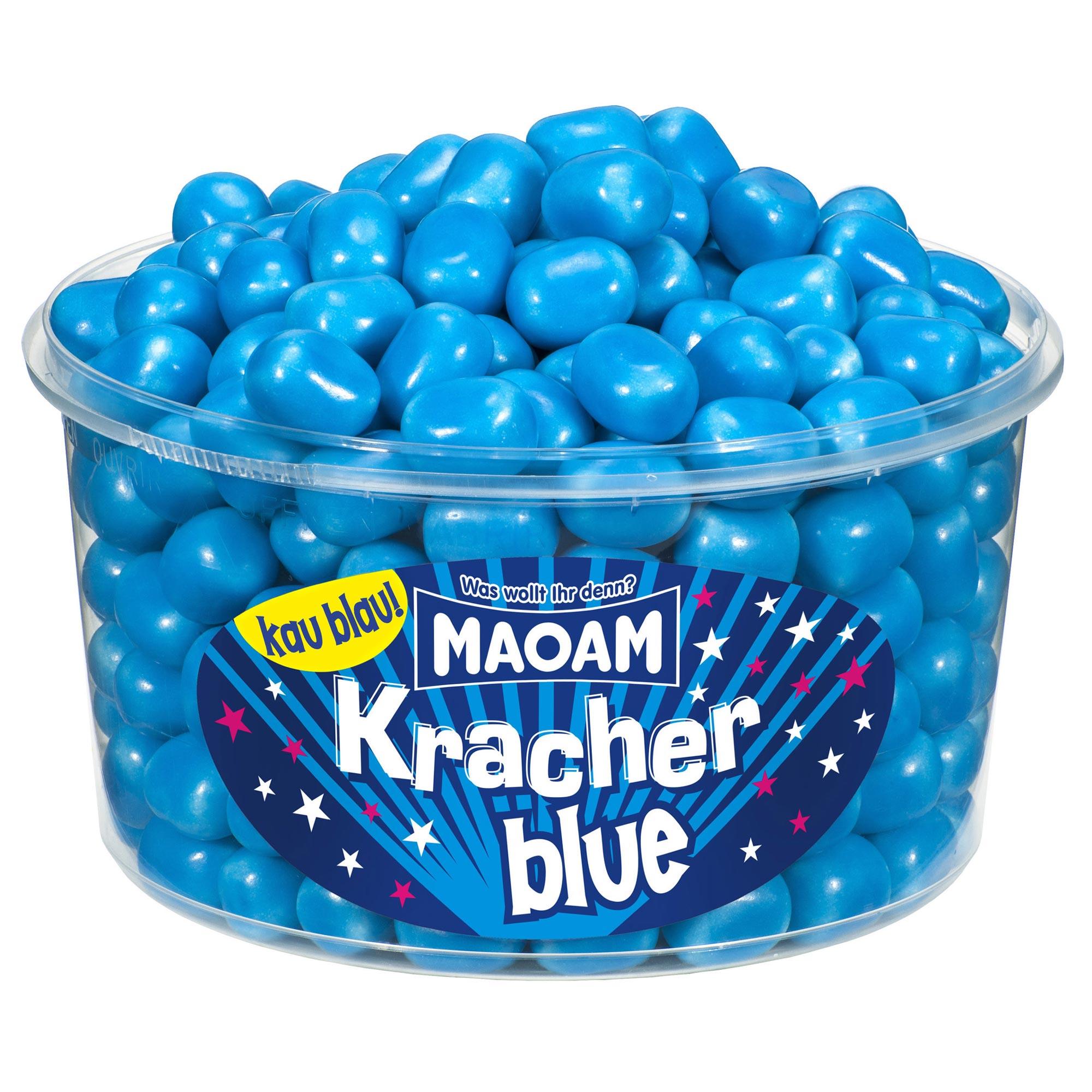 Maoam Kracher Blau