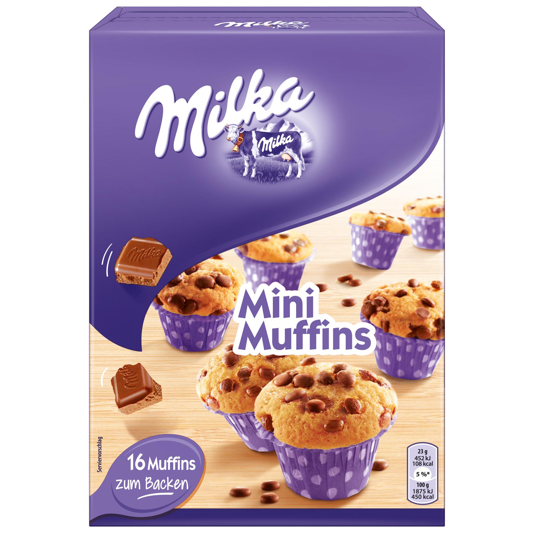 Milka Muffins