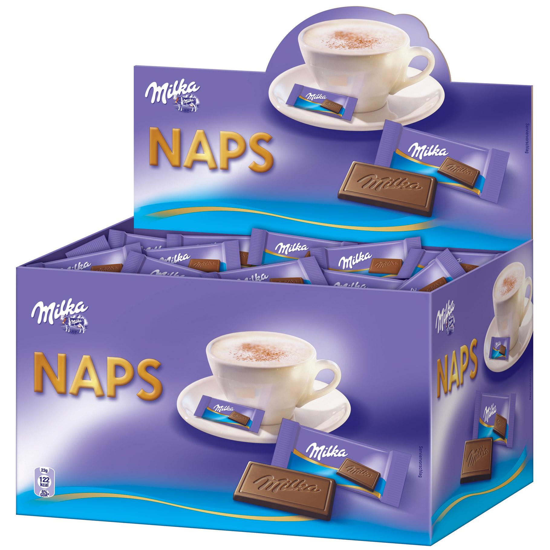 Milka Naps