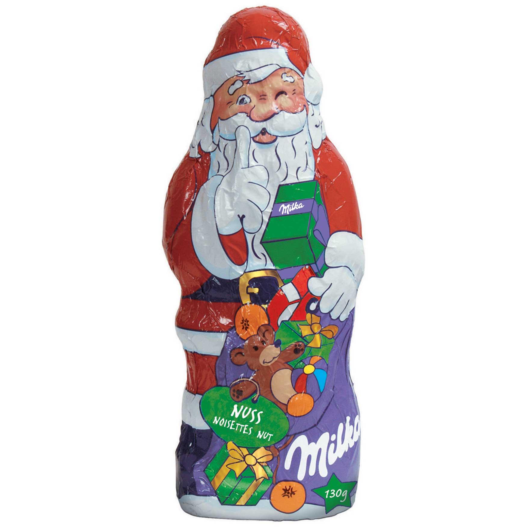 Milka Weihnachtsmann 130 G