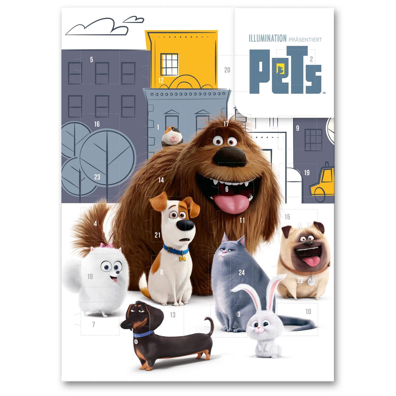 pets adventskalender online kaufen im world of sweets shop. Black Bedroom Furniture Sets. Home Design Ideas