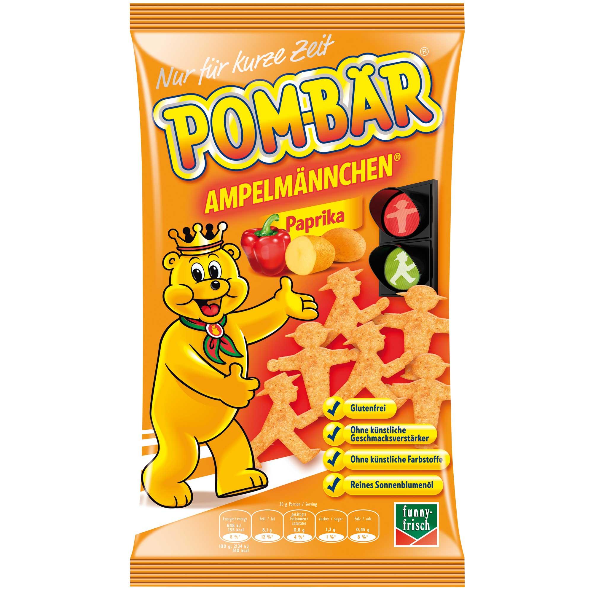 Pom Bär Paprika