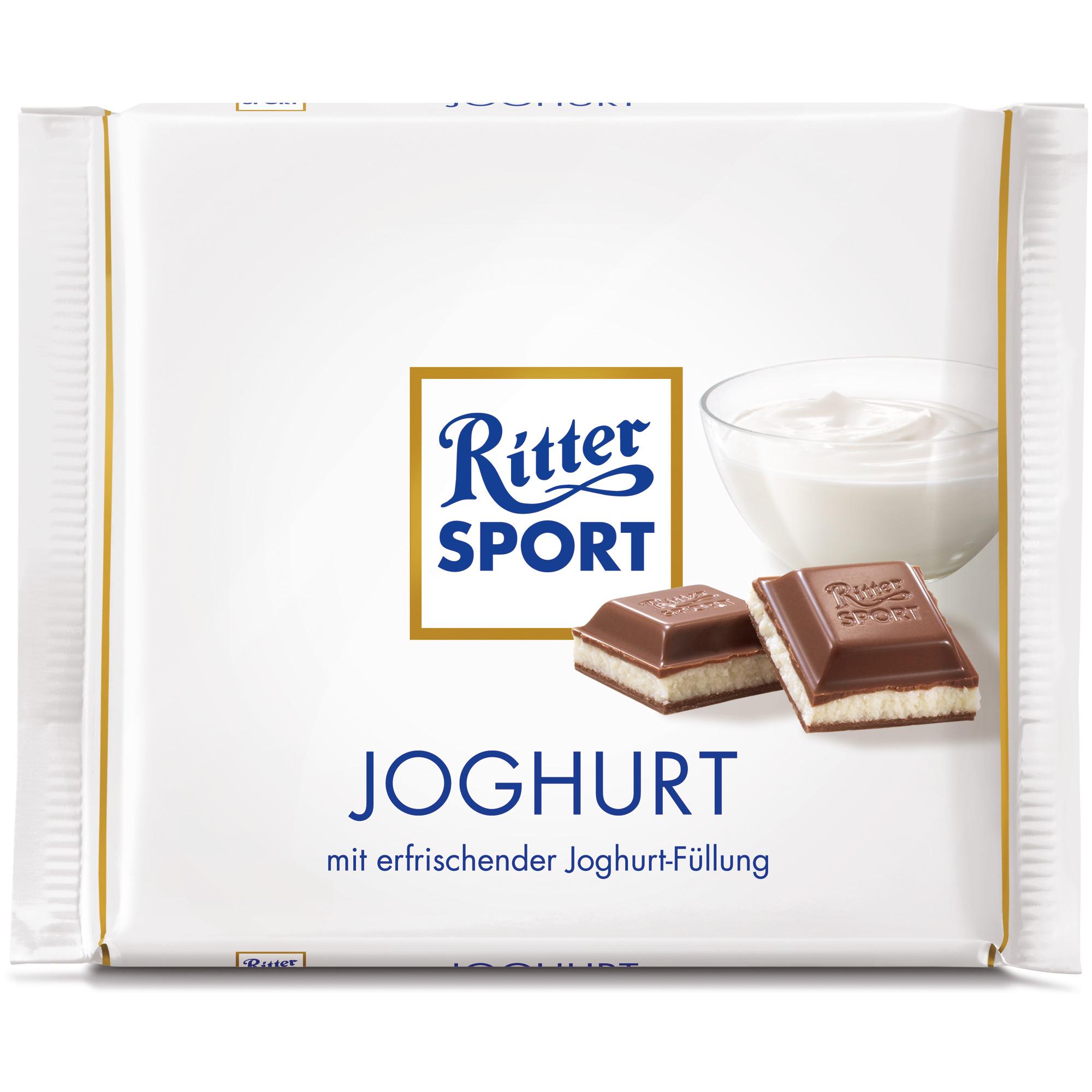 Außergewöhnlich Ritter Sport Joghurt