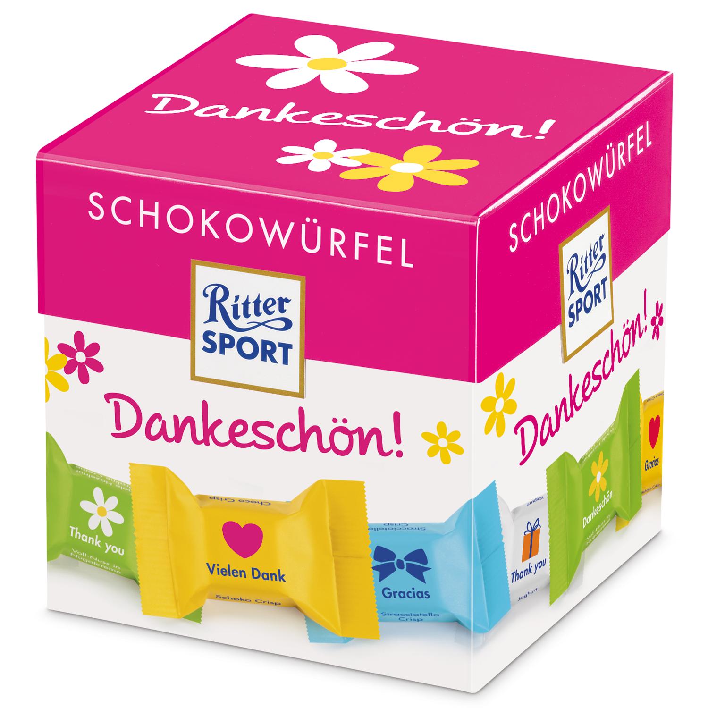 Ritter Sport Dankeschön