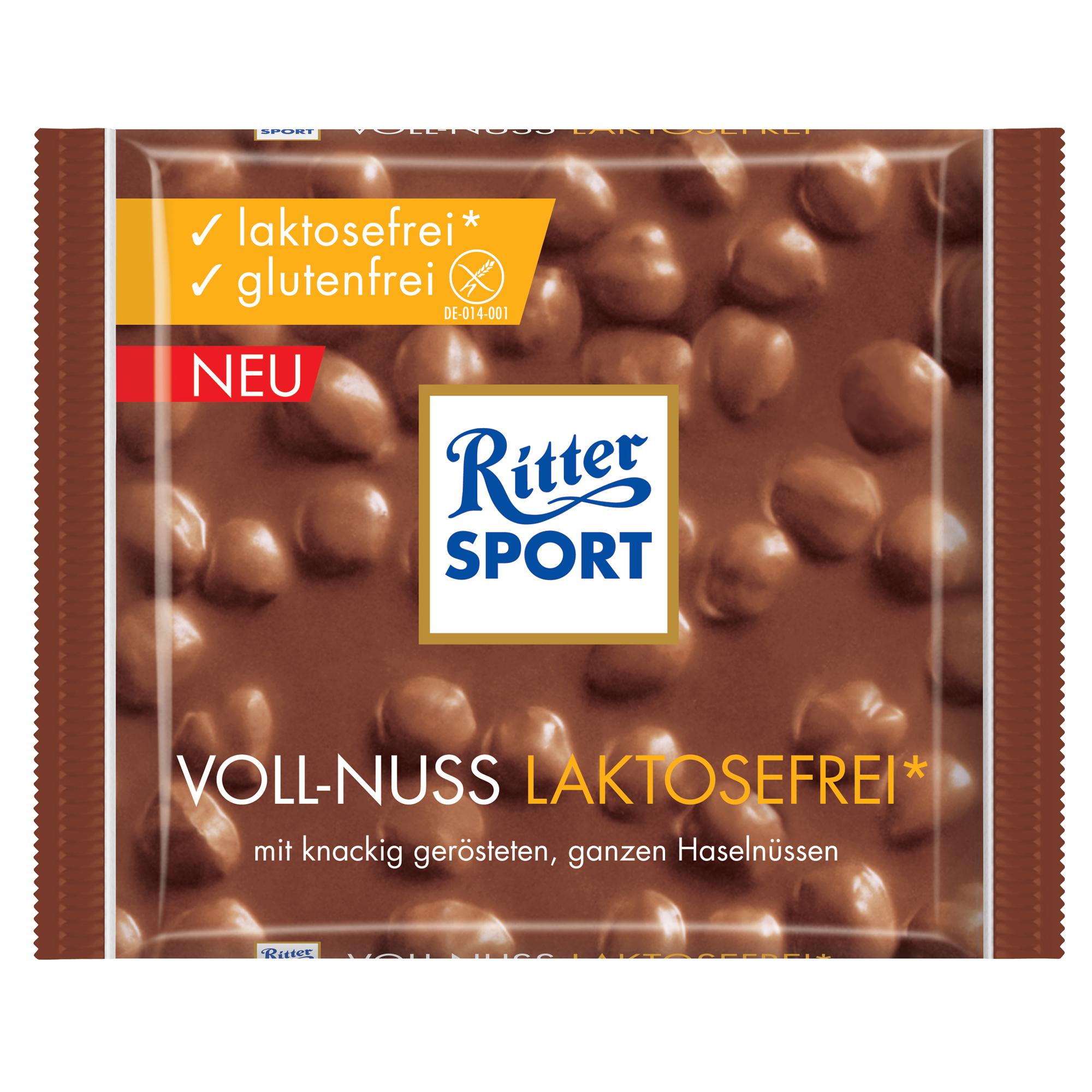 Ritter Sport Laktosefrei