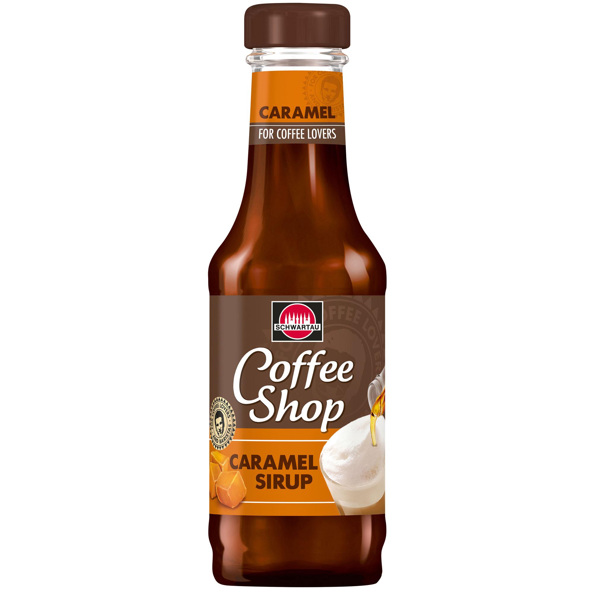 Schwartau Coffee Shop Caramel Sirup   Online kaufen im World of ...