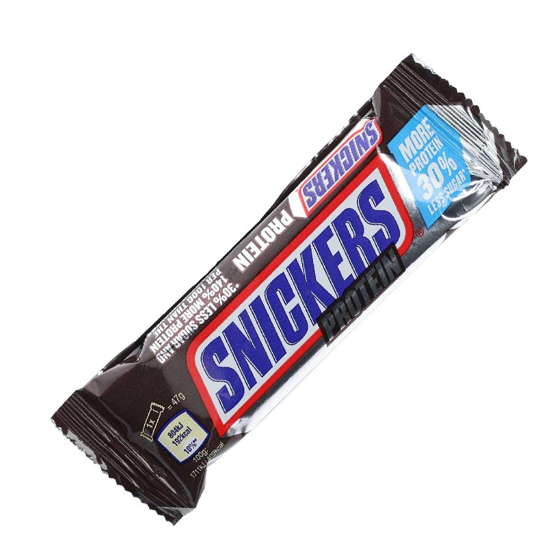 Snickers Protein 47g Online Kaufen Im World Of Sweets Shop