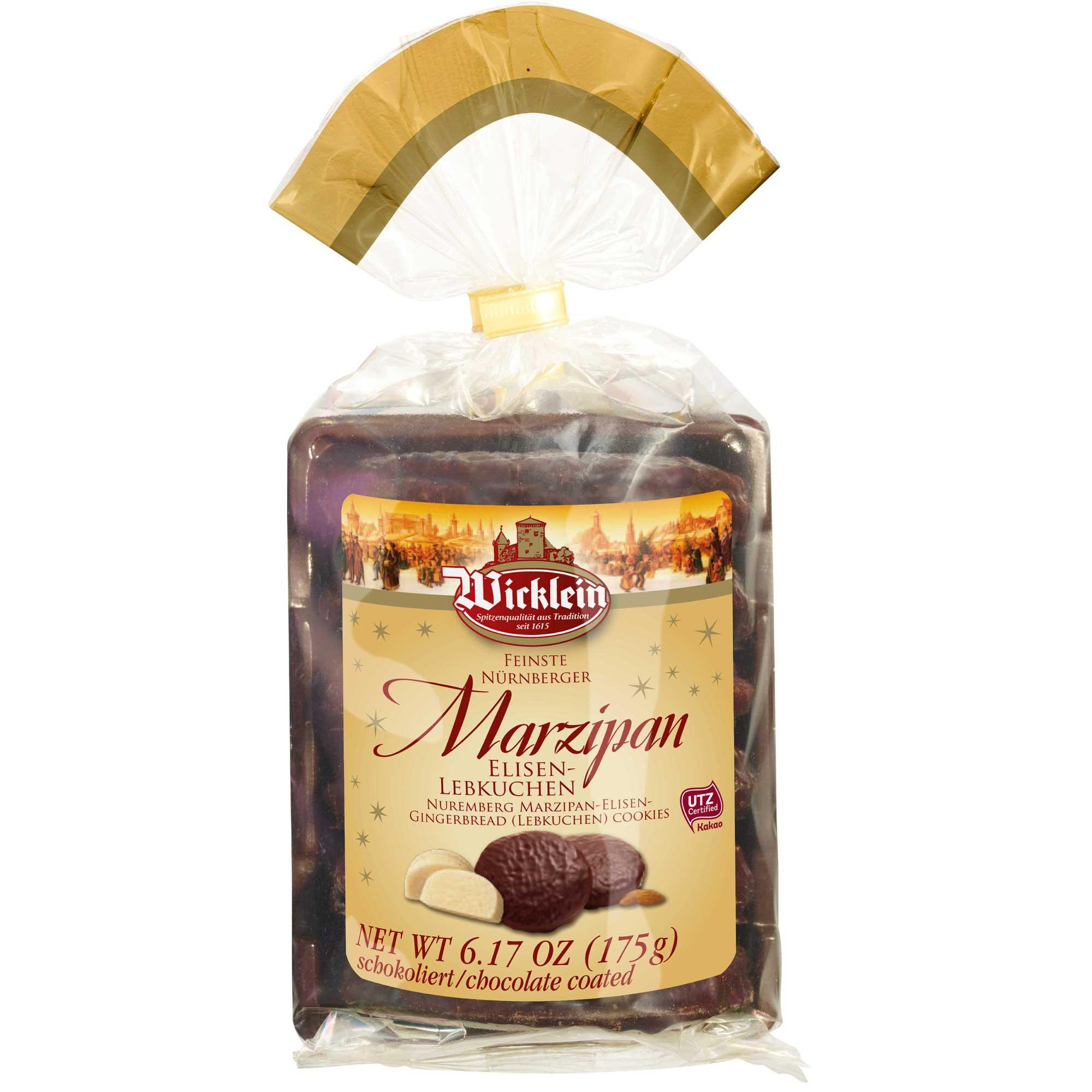 wicklein n rnberger marzipan elisen lebkuchen online kaufen im world of sweets shop. Black Bedroom Furniture Sets. Home Design Ideas