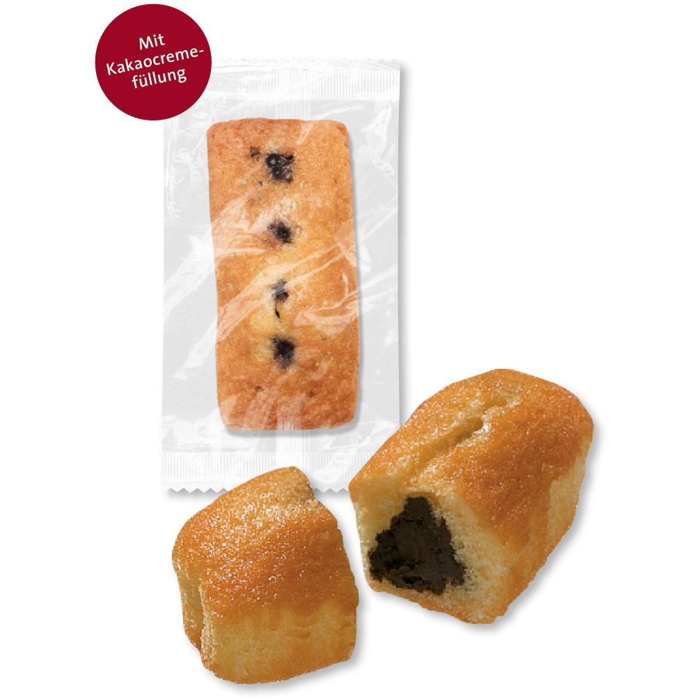 Wilhelm Gruyters Gefullte Mini Kuchen Kakaocreme Einzelpackung 120er