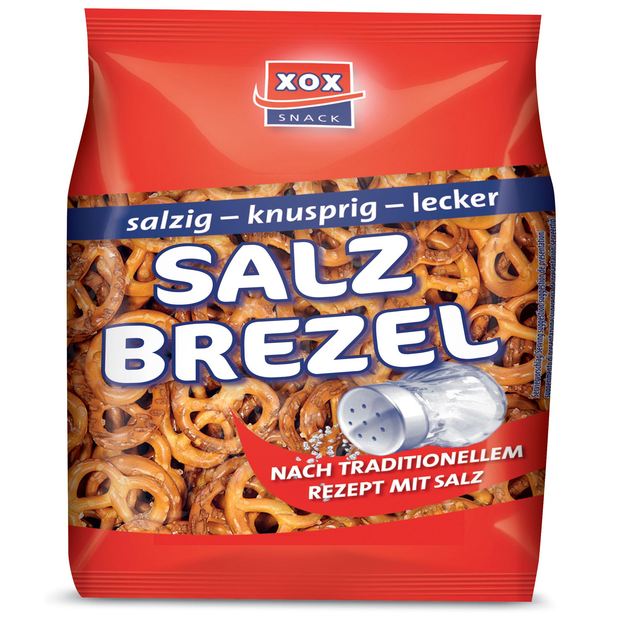 XOX Salz Brezel | Online kaufen im World of Sweets Shop