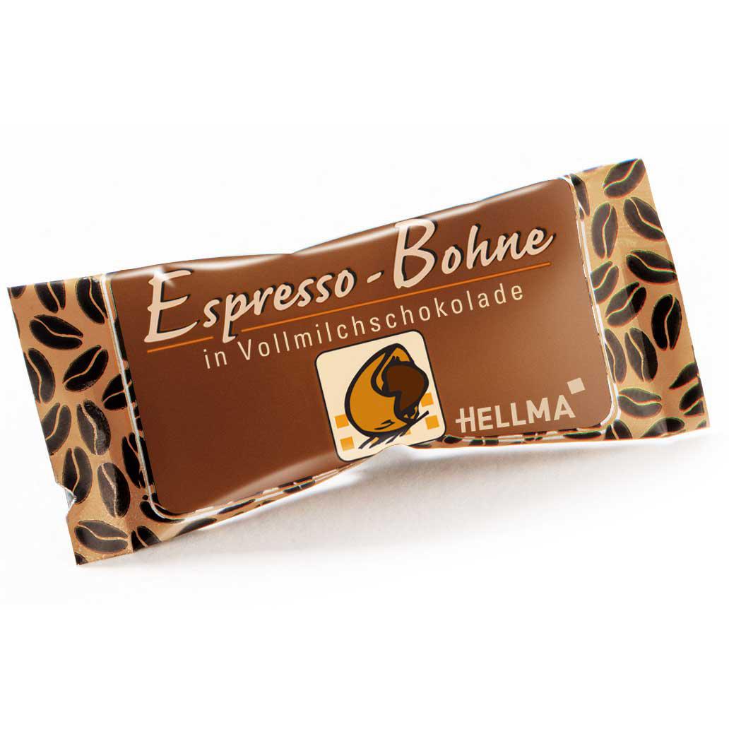 hellma espresso bohne in vollmilchschokolade 380er online kaufen im world of sweets shop. Black Bedroom Furniture Sets. Home Design Ideas