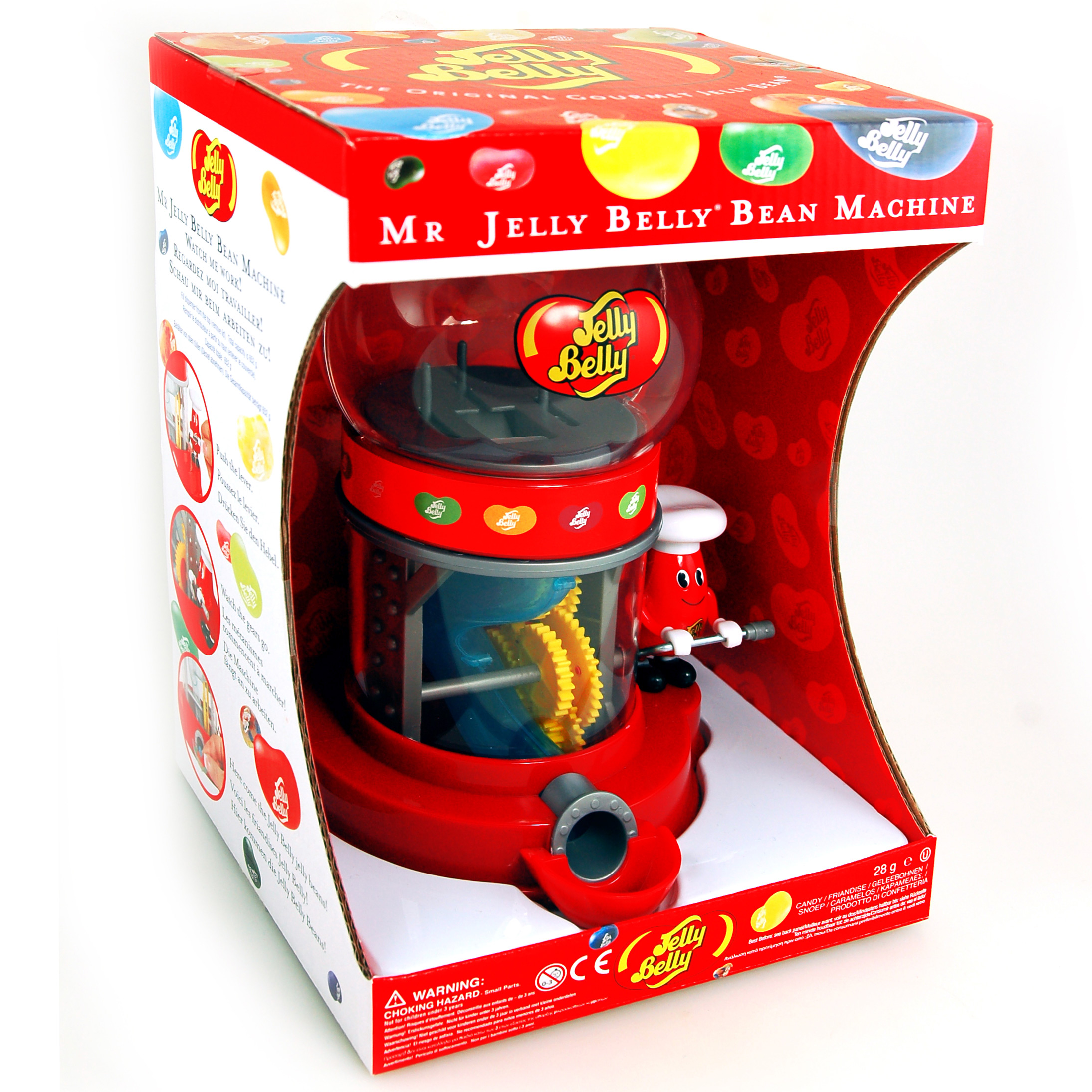 jelly belly mr jelly belly bean machine online kaufen im world of sweets shop. Black Bedroom Furniture Sets. Home Design Ideas