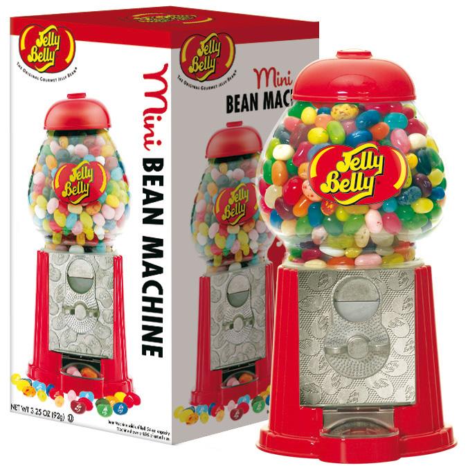 jelly belly bean machine mini ersatzglas online kaufen. Black Bedroom Furniture Sets. Home Design Ideas