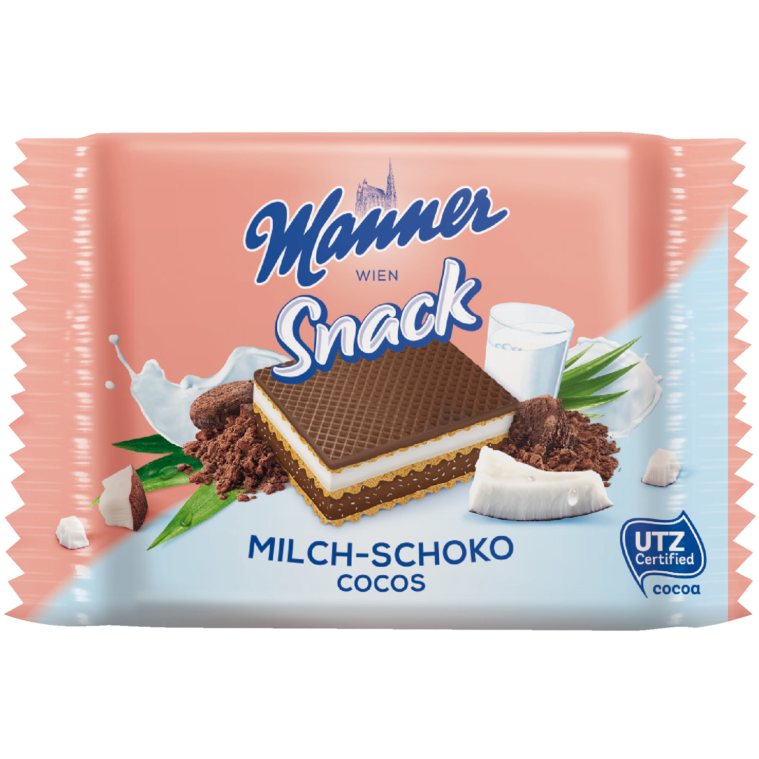 Manner Schokolade