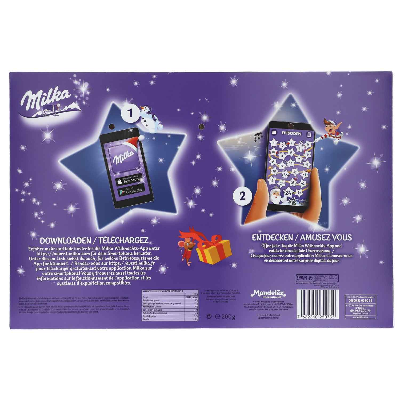 Milka Weihnachtskalender.Milka Angry Birds Digitaler Adventskalender