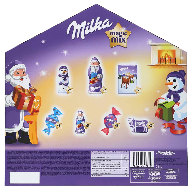 milka magic mix adventskalender online kaufen im world of sweets shop. Black Bedroom Furniture Sets. Home Design Ideas