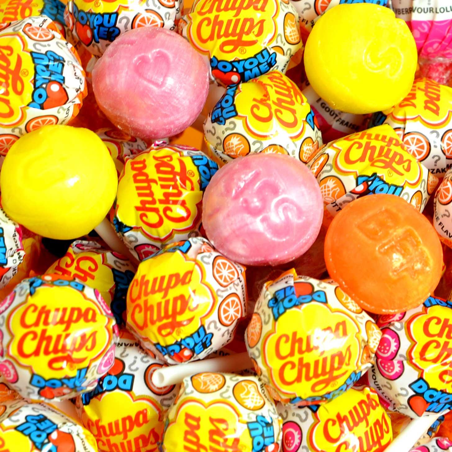 Chupa chups do you love me 100er online kaufen im world of sweets shop - Housse de couette chupa chups ...